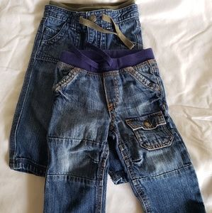 Old Navy Baby Boy Jean's (Set of 2)